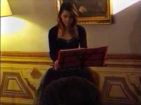 Cristina Patturelli F Schubert Der Hirt auf dem Felsen