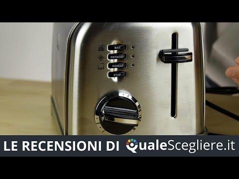 Cuisinart CPT160E | Videorecensione del tostapane | QualeScegliere.it