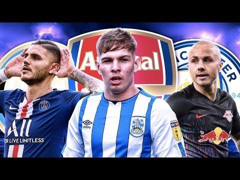 10 Players KILLING It On Loan This Season! видео
