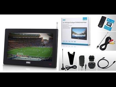 August Tragbarer HD TV DVB-T2 Multimedia Player *Produkttest*