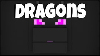 Minecraft Dragons | YOU'RE A WIZARD | w/ Mousie