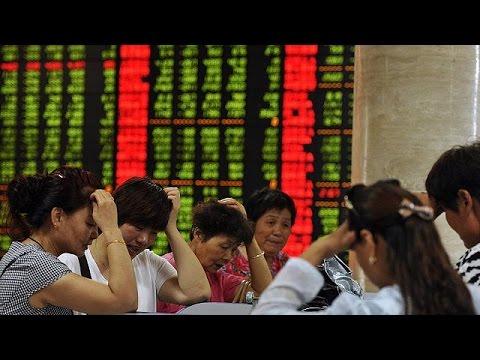 Κίνα: έρευνα για dumping μετοχών για να σταματήσει η κατρακύλα των χρηματιστηρίων – economy