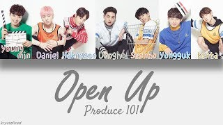 Video [Produce 101] Knock - Open Up (열어줘) [HAN|ROM|ENG Color Coded Lyrics] MP3, 3GP, MP4, WEBM, AVI, FLV April 2018