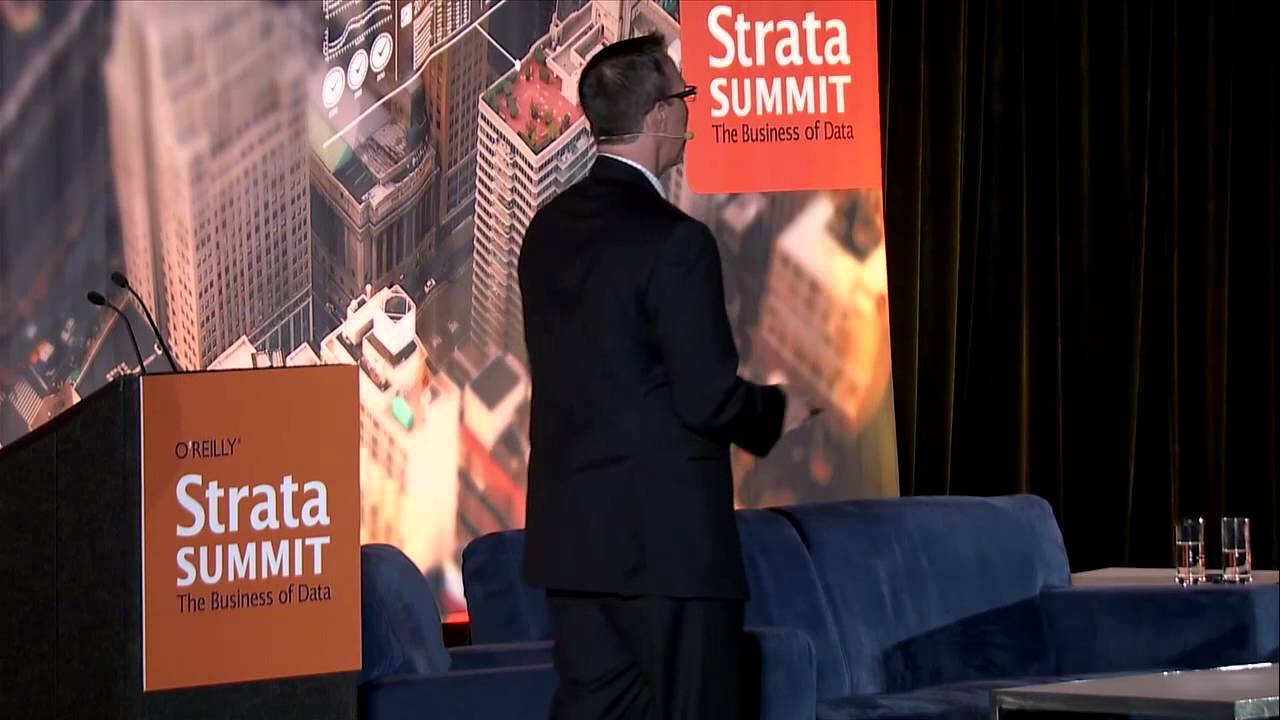 "Strata Summit 2011: ""The Business Of Illegal Data: Innovation From The Criminal Underground"""