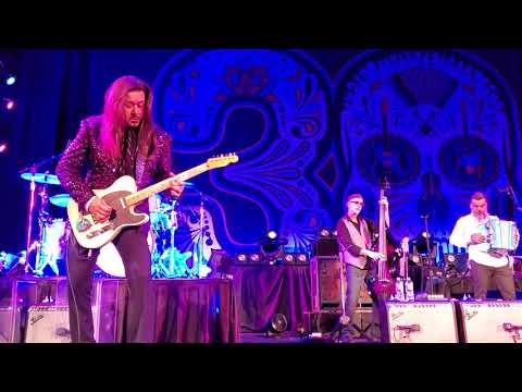 The Mavericks, 'Born To Be Blue', Tarrytown Music Hall, 11.01.19
