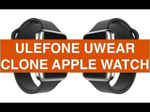 Recensione Smartwatch Ulefone uWear Clone Apple Watch