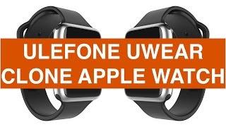 Recensione Smartwatch Ulefone uWear Clone Apple Watch