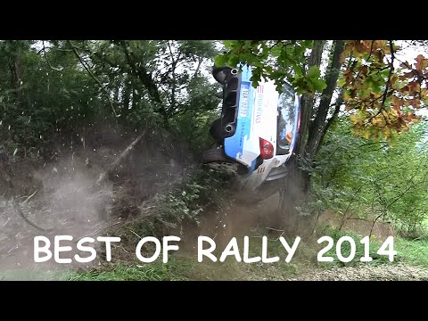 BEST OF RALLY 2014 [HD] CRASH & ACTION