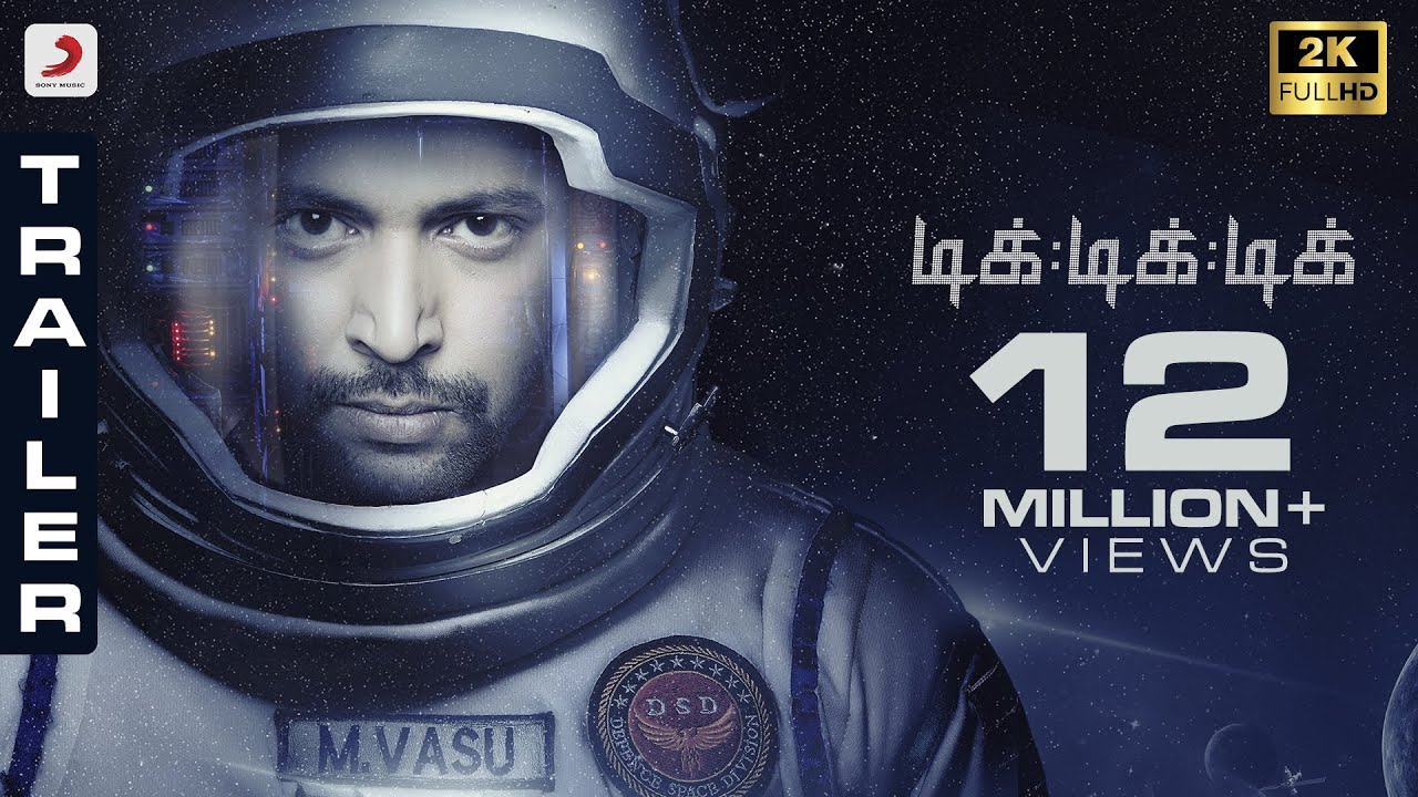 Trailer of 'India's first Space Film' out Tik Tik Tik: Breathtaking – Watch