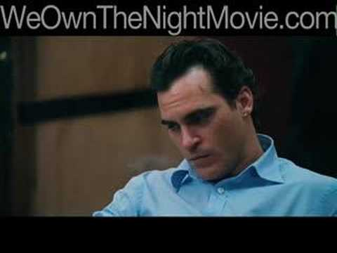 We Own the Night Trailer