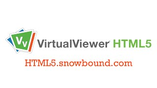 Video: VirtualViewer HTML5 Spotlight
