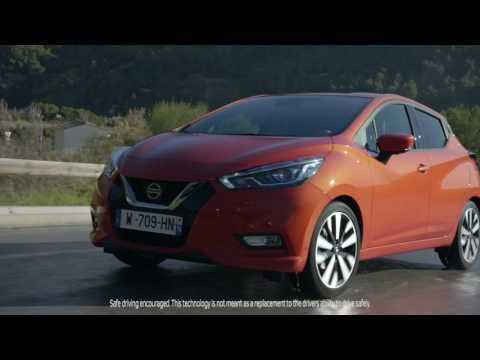 The All-New Nissan Micra: Intelligent Trace Control