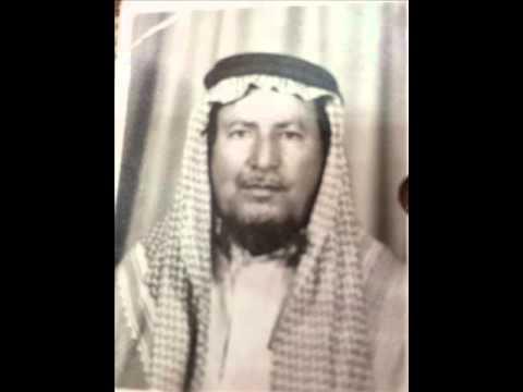 اهداء من الشاعر عمير العجوني اللي الشيخ سعود عابد القلادان