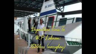 Labuan Malaysia  City new picture : Welcome To Labuan (Malaysia) and Muara (Brunei) via Express Ming Hai.