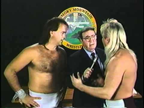 Jim Cornette Has A Gift For The Rock n Roll Express