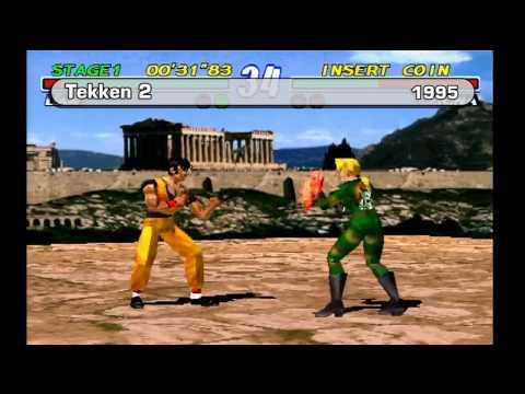 Эволюция жанра: Файтинги / Genre Evolution: Fightings