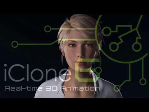 3DXchange 6.5 Tutorial - Importing Daz Genesis 3 Characters to iClone