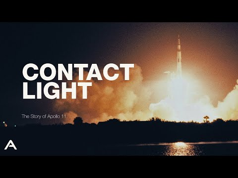 CONTACT LIGHT: The Story of Apollo 11