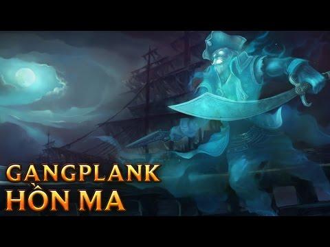 Hồn Ma Gangplank - Spooky Gangplank
