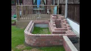 How To Build Your Own Garden Fish Pond & Waterfall 2012.