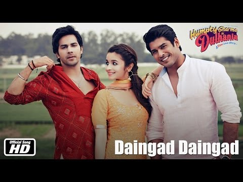 Daingad Daingad (OST by Divya, Akriti, Pratibha, Deepali, Niharika)