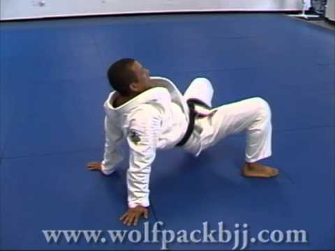Brazilian Jiu Jitsu, Basic Training Drills. Wolfpack, Charles Dos Anjos