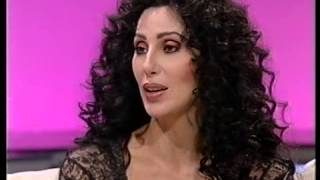 Cher Interviewed On Des O'Connor Show Oh No Not My Baby Live