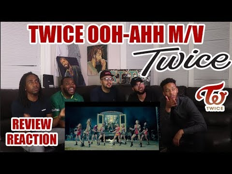 Video TWICE- LIKE OOH-AHH M/V REACTION/REVIEW download in MP3, 3GP, MP4, WEBM, AVI, FLV January 2017
