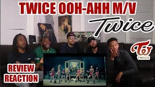 TWICE- LIKE OOH-AHH M/V REACTION/REVIEW