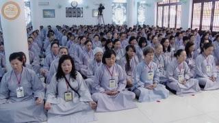 [LIVESTREAM KT81] Thầy Thích Phước Tiến sinh hoạt nội quy và hướng dẫn quý hành giả ngồi Thiền