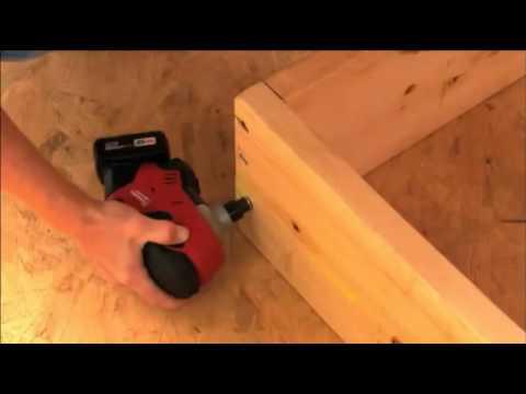 Видео Молоток аккумуляторный Milwaukee C12 PN-0