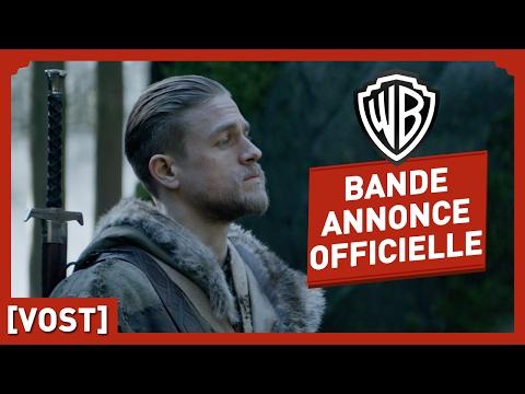 Le Roi Arthur - La Légende d'Excalibur - Bande Annonce Officielle 2 (VOST) - Charlie Hunnam