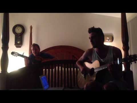 Jason Jett - Here's a video of Douglas Hamilton & one of his friends Jesse Jett performing a cover of Jason Mraz's I'm Yours. Vocals & Guitar: Douglas Hamilton & Jesse Je...