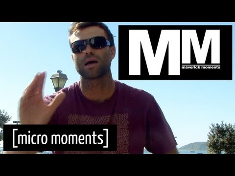 khol christensen - A Maverick Micro Moment interview with Kohl Christensen at Mavericks in Half Moon Bay, California. Kohl discusses the new possibilities that come with safety...
