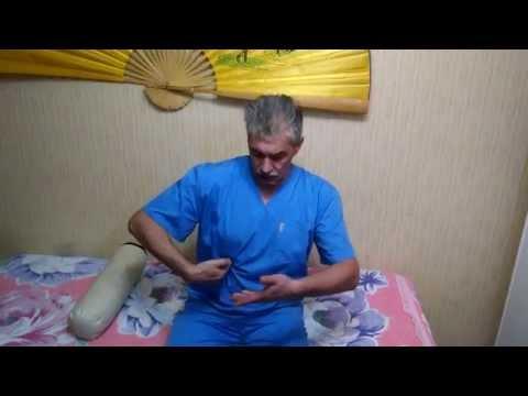 Часть 3. Массаж печени, желчного пузыря и селезенки. Доктор Вежнин М.А. делится своим опытом.