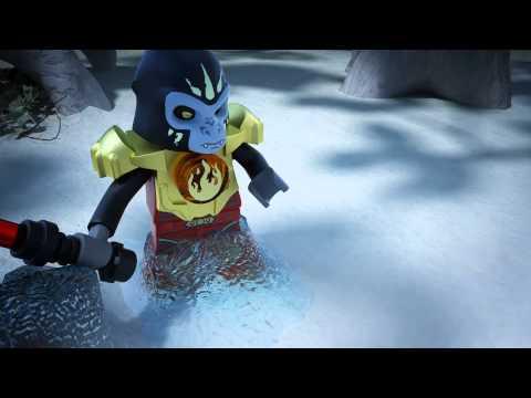 LEGO Chima - Sir Fangar kardfogú lépegetője