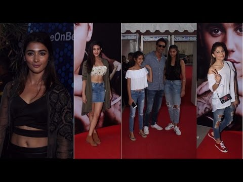 Pooja Hegde | Arjun Rampal | Kanika Kapoor At Justin Bieber Purpose World Tour Concert