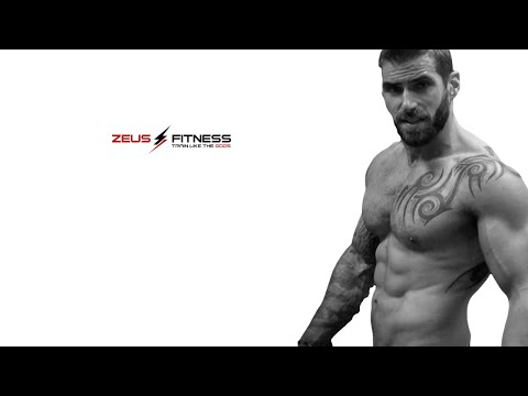 New 15 Minute Fat Burning Workout from Zeus Fitness – Increased intensity