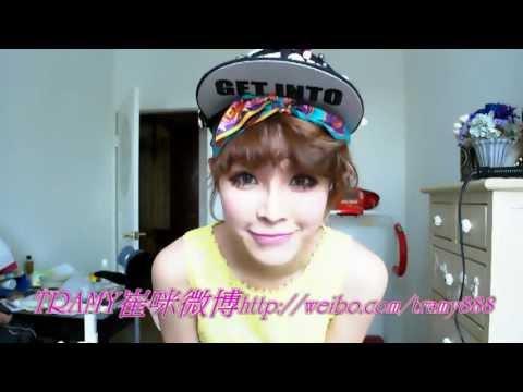 崔咪'S 夏日絲巾x棒球帽短髮LOOK髮型教學