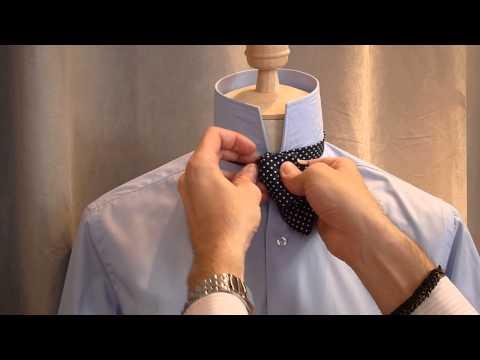 Comment nouer un véritable noeud papillon - Tutoriel Men's Code