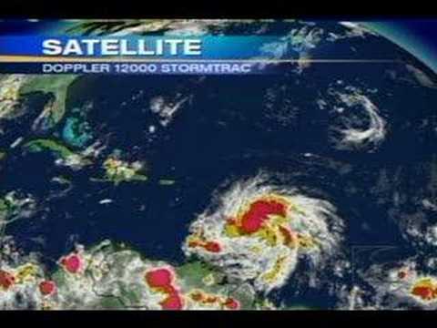 Confused Weatherman - News Blooper #14