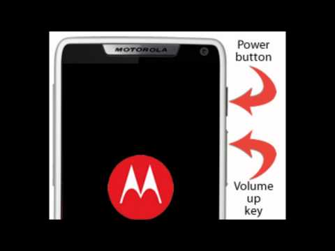 Forgot Password Motorola Droid Razr M Learn How To Hard Reset