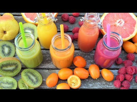 How to lose weight fast by drinking GREEN SMOOTHIES!Tasty Green Smoothie Recipes!