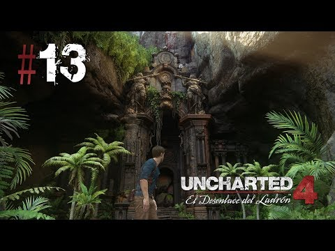 UNCHARTED 4 - #13 ISLAS Y BARCOS HUNDIDOS