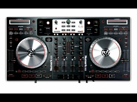 NUMARK NS6 4-Channel Digital DJ Controller and Mixer Review