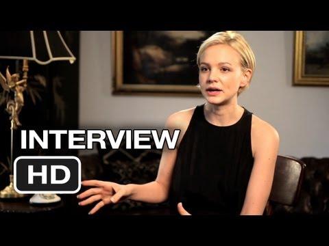 The Great Gatsby Interview - Carey Mulligan (2013) - Leonardo DiCaprio Movie HD