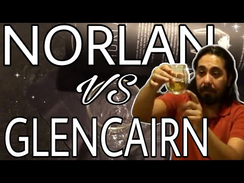 Norlan Glass vs Glencairn Glass - Which is Better? (видео)