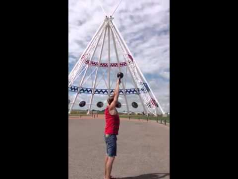 American Swings in Medicine Hat, Alberta
