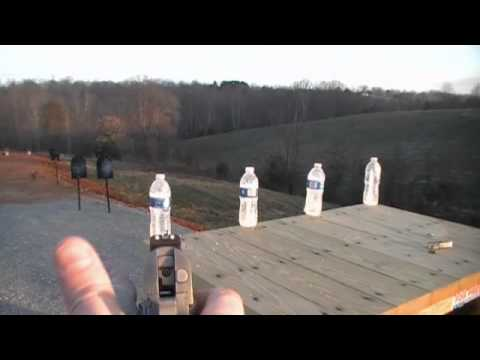 COLT 1911 (series 80) POV SHOOT