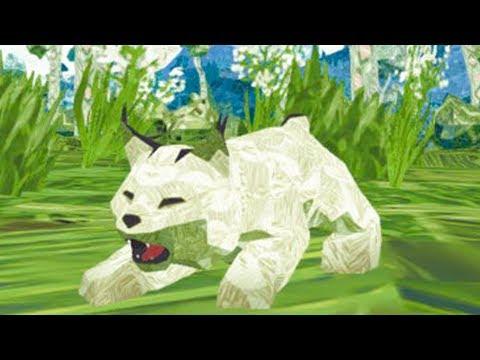 СИМУЛЯТОР ДИКОЙ КОШКИ #14 маленькие котята Рыси виртуальный питомец видео для детей #КИД #ПУРУМЧАТА